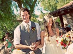 Vestido de novia para la boda civil
