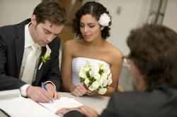 Que se hace en una boda civil