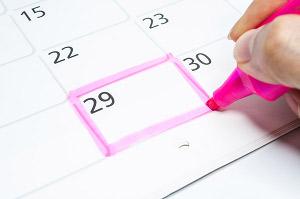 12 consejos para elegir la fecha de la boda