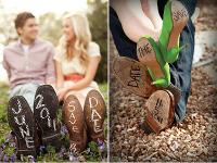 Save the date de una boda