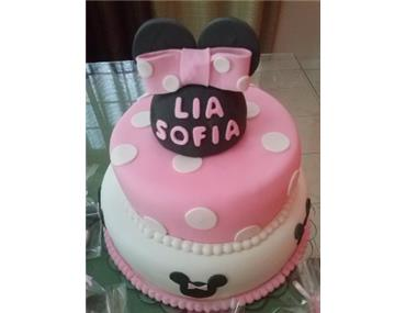 Cake Minnie Mouse