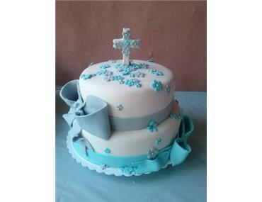 Cake Bautizo