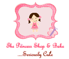 The Princess Shop and Bake - Dulces de boda