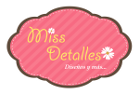 Miss Detalles - Invitaciones y recuerdos