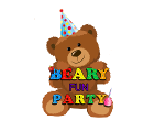 Alquileres Beary Fun Party