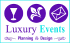 Luxury Events - Organización de eventos