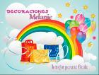 Decoraciones Melanie - Decoración para fiestas