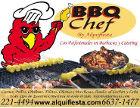 BBQ Chef - Parrilladas