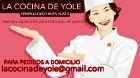 La Cocina de Yole - Dulcerías y reposterías