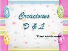 Creaciones D & L - Decoración para fiestas