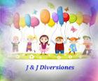 J&J Diversiones - Inflables y juegos infantiles