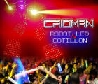 Crioman Robot Led Show - Audio y luces