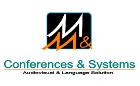 M & M Conferences & Systems - Audio y luces