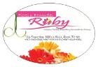 Flores y Banquetes Ruby - Floristerías