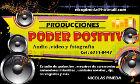 Producciones Poder Positivo - Karaoke y discomóvil