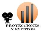 Proyecciones y Eventos