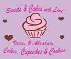 Sweets & Cakes with Love Venus & Abraham