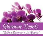 Glamour Events - Manteles, lazos y vajilla