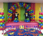 Sister's Magic Balloons - Decoración para fiestas