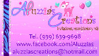 Aluzzia's Creations - Invitaciones y recordatorios