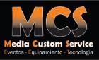 Media Custom Services - Audio y luces