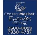 Eventos ConstruMarket - Salas de recepciones