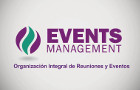 Events Management - Organización de eventos