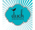 Duck Design - Tarjetas de invitación
