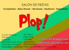 Salón de Fiestas Plop! - Salones de fiestas infantiles